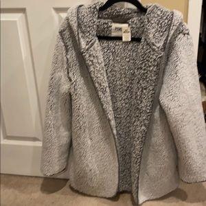 NWT Pink Bear Jacket with Pockets